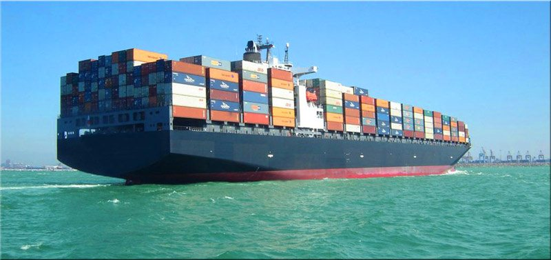 The cost of shipping 20 ft container to USA