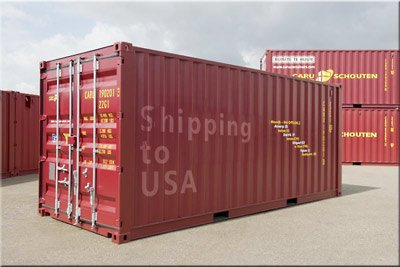 20 ft container shipping to Australia
