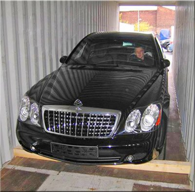 Car transport to USA - tax and customs duty