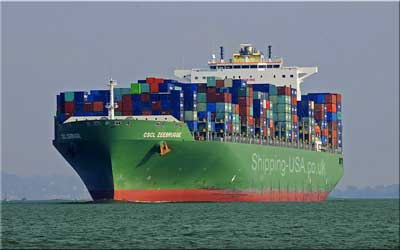 UK freight forwarders to USA