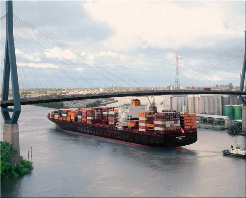 Freight forwarders UK to USA - Cheap and professional