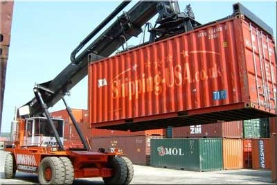Freight forwarding services from the UK to USA