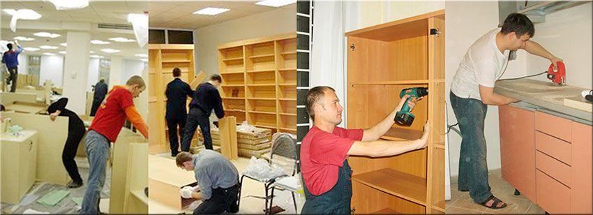 Furniture Dismantling Services