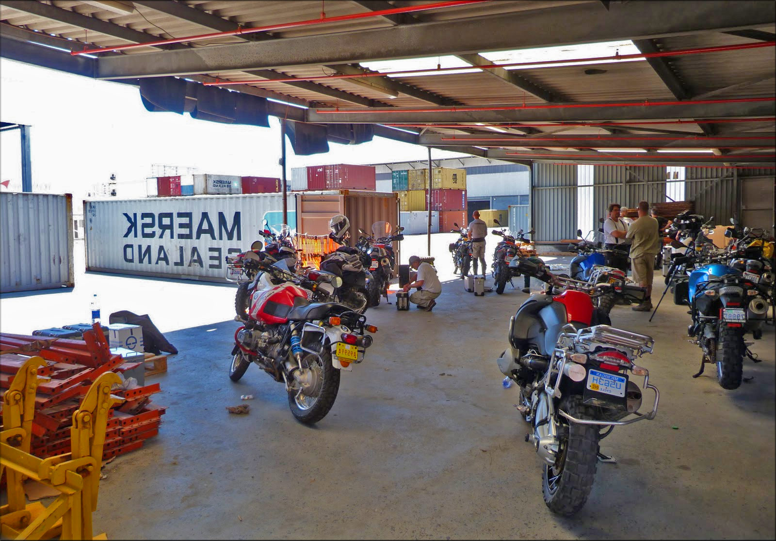 Shipping Motorcycle To Usa In Wooden Crates