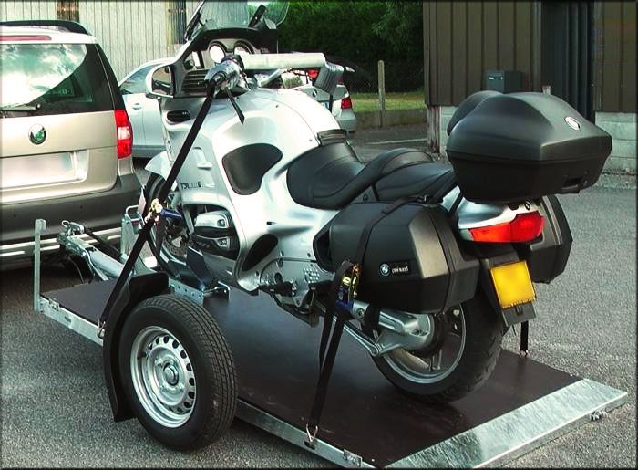 How To Transport A Motorbike By Road Best Ways