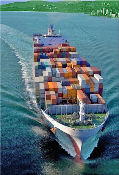 Shipping 40ft Container Dimensions Size Volume