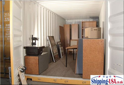 Cheap and local storage services when moving overseas